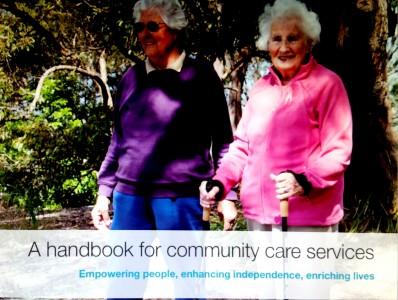 Older people exercising